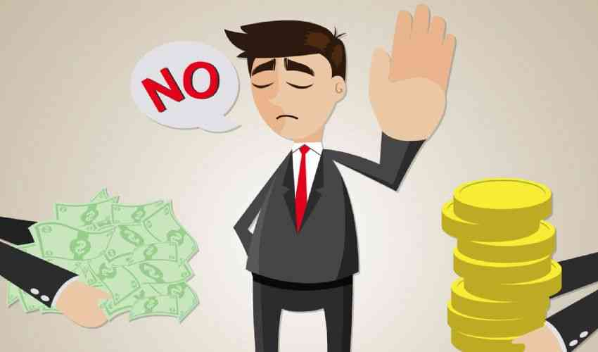 Dal 1° luglio 2018 non potranno essere corrisposte retribuzioni o compensi in contanti