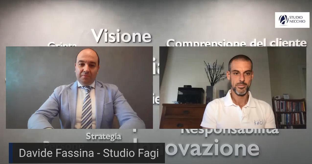 (VIDEO) 5 minuti per ripartire con DAVIDE FASSINA