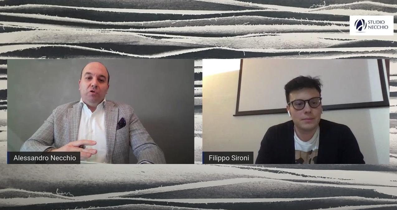 (VIDEO) 5 minuti per ripartire con FILIPPO SIRONI