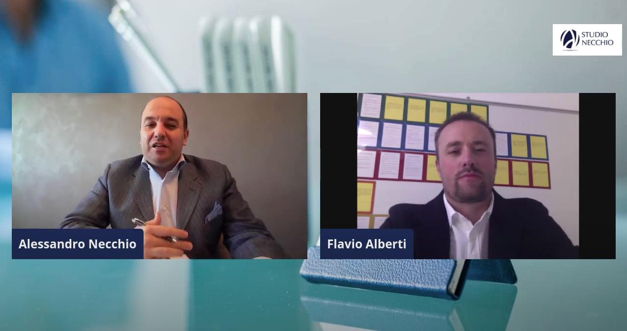 (VIDEO) 5 minuti con FLAVIO ALBERTI
