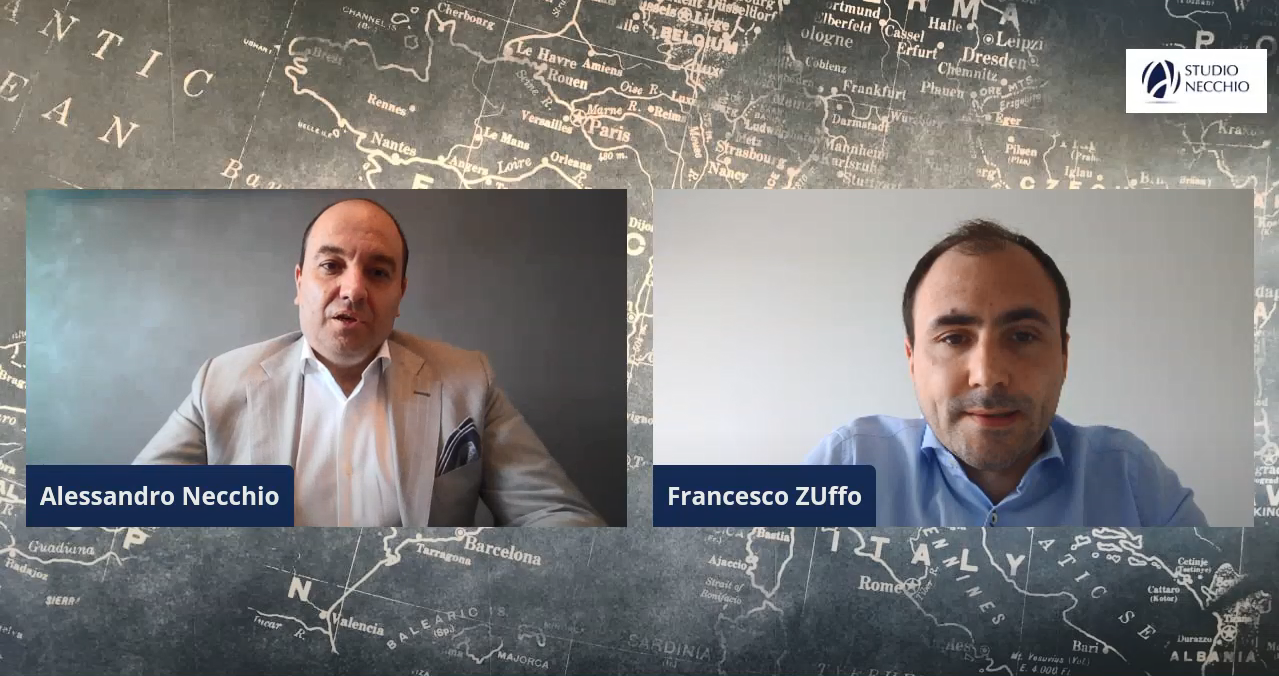 (VIDEO) 5 minuti per ripartire con FRANCESCO ZUFFO