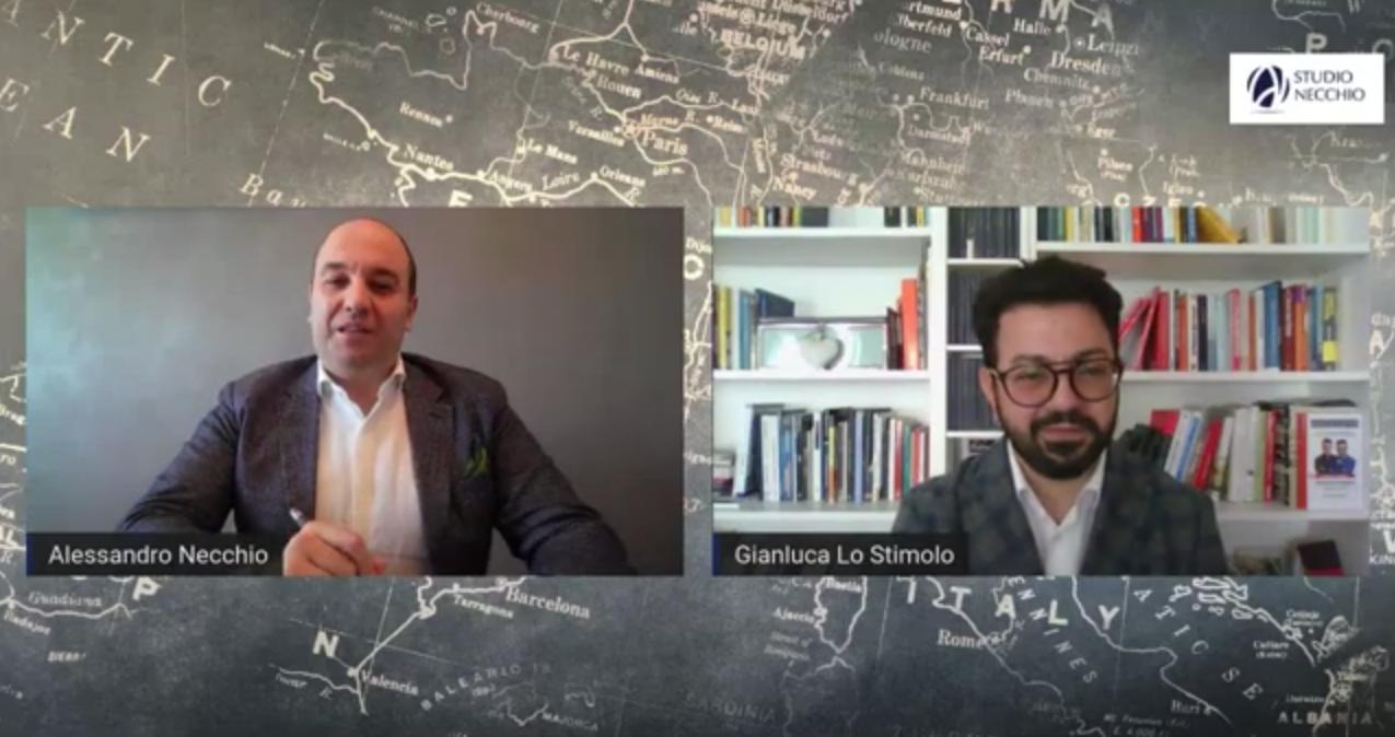 (VIDEO) 5 minuti per ripartire con GIANLUCA LO STIMOLO