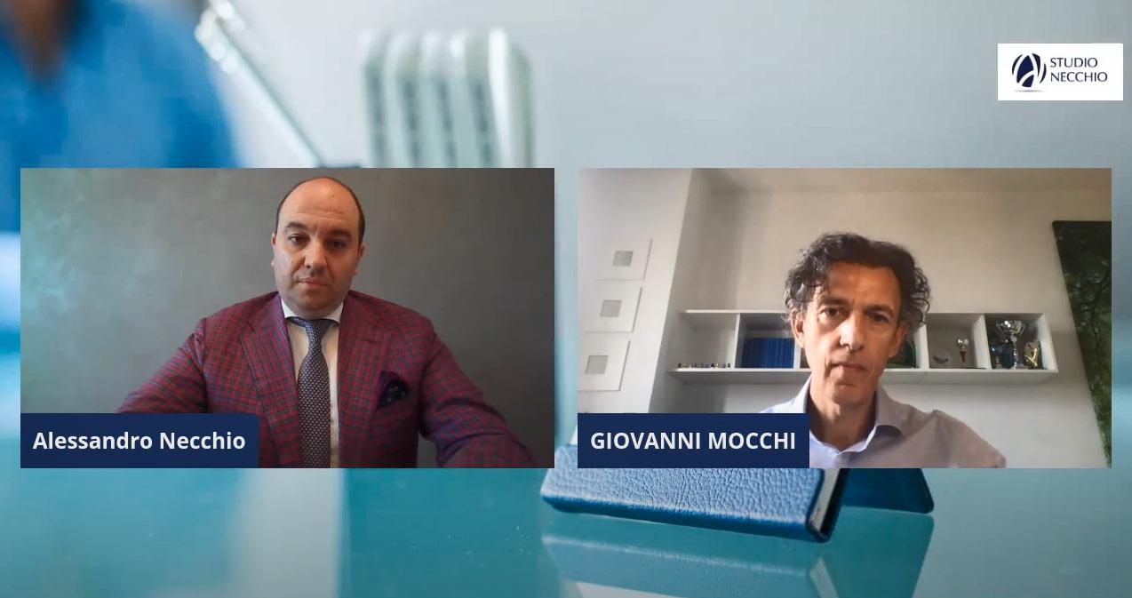 (VIDEO) 5 minuti per ripartire con GIOVANNI MOCCHI
