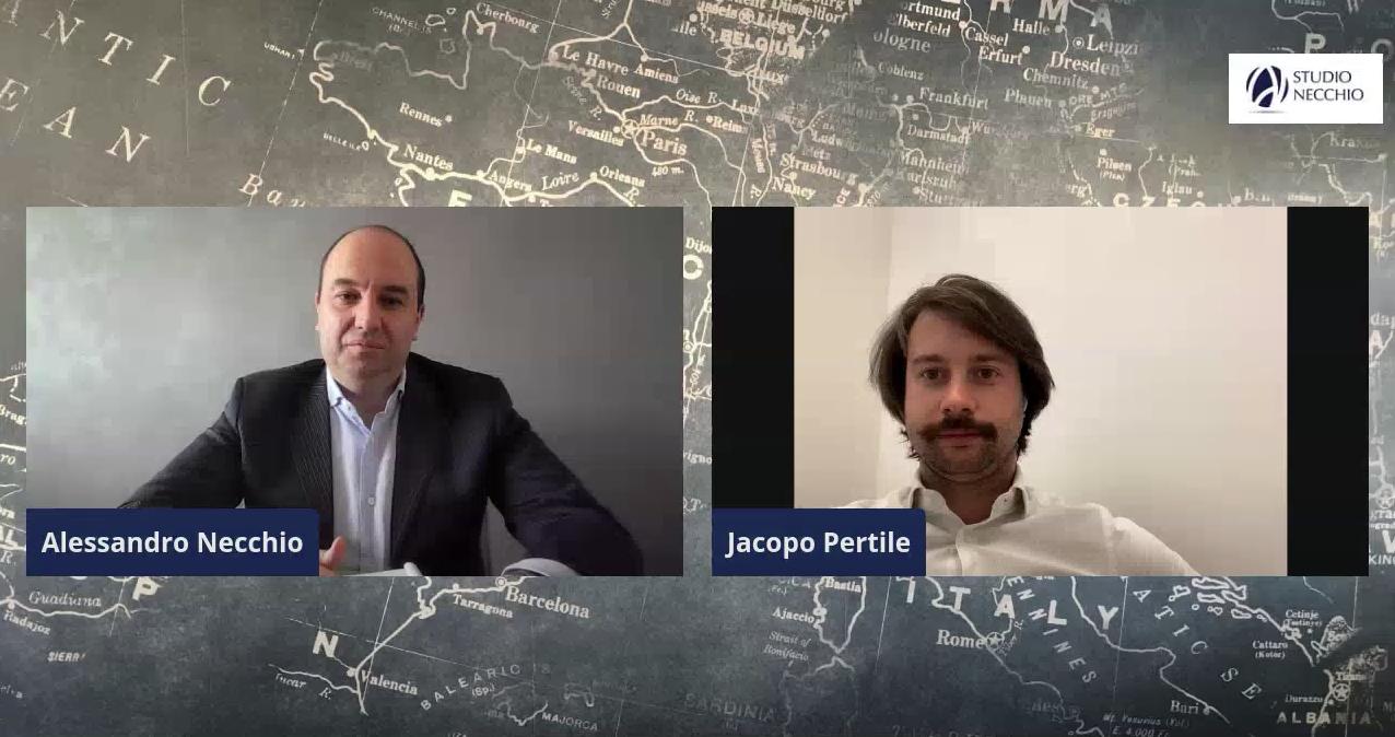 (VIDEO) 5 minuti per ripartire con JACOPO PERTILE
