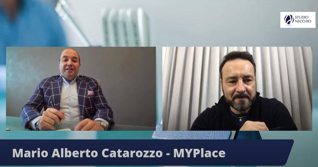 (VIDEO) 5 minuti per ripartire con MARIO ALBERTO CATAROZZO