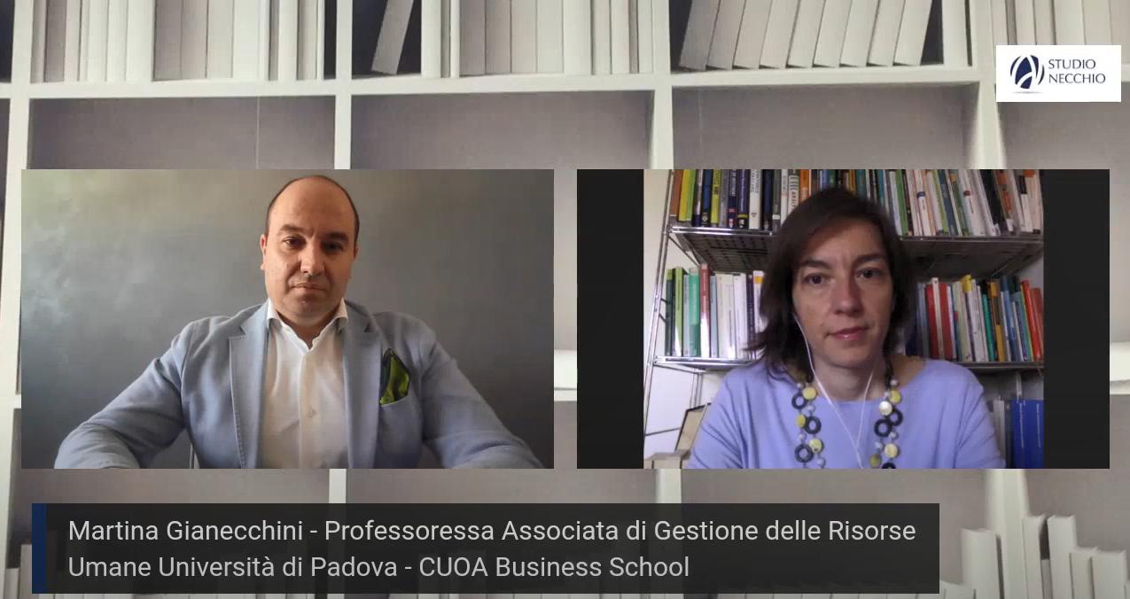 (VIDEO) 5 minuti per ripartire con MARTINA GIANECCHINI