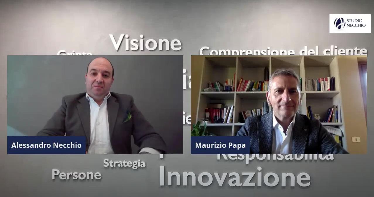 (VIDEO) 5 minuti per ripartire con MAURIZIO PAPA