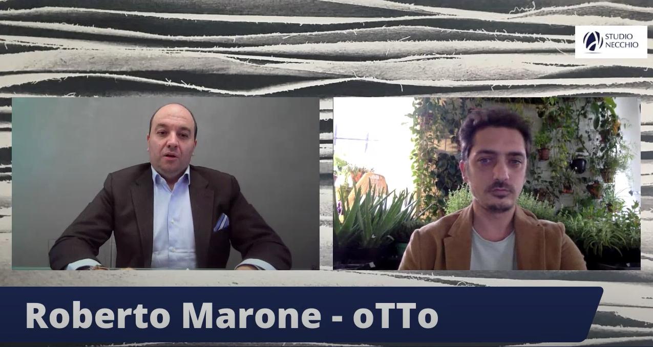 (VIDEO) 5 minuti per ripartire con ROBERTO MARONE